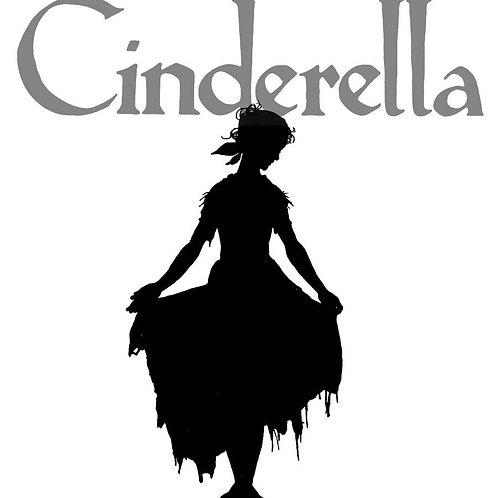 Cinderella Video DVD or BluRay