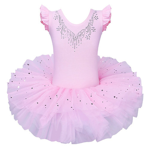BAOHULU Girls Ballet Tutu Dress