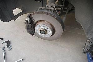 Brakes Inspection