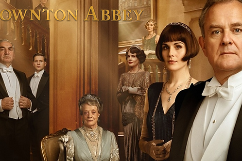 Downton Abbey Adult Ticket