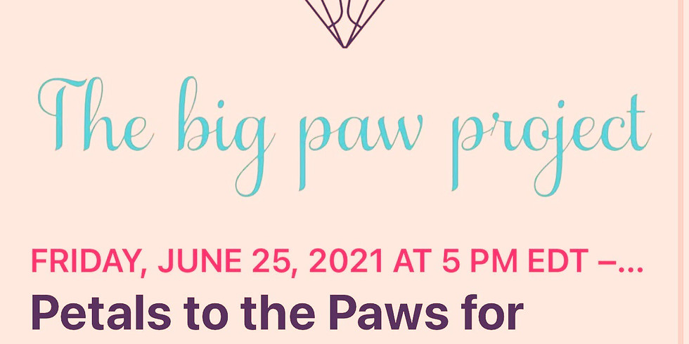 Petals To The Paws