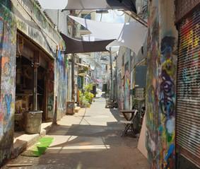 Tel Aviv von Innen