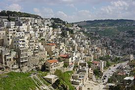 Israel Führung Jerusalem Kidrontal