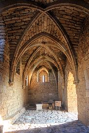 Israel Caesarea mittelalterliches Torgebäude aus der Zeit Ludwig IX