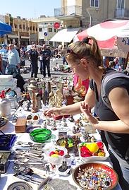 Reiseleiterin in Israel Lisa Yehuda