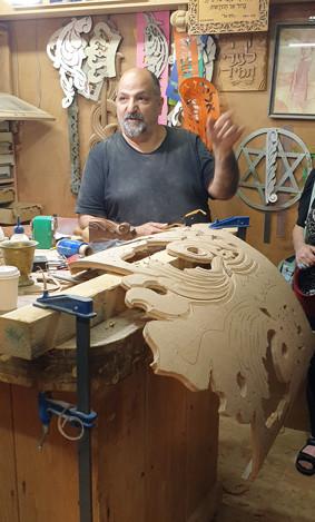 Carpentry Ilan Baraby, Florentin in Tel Aviv