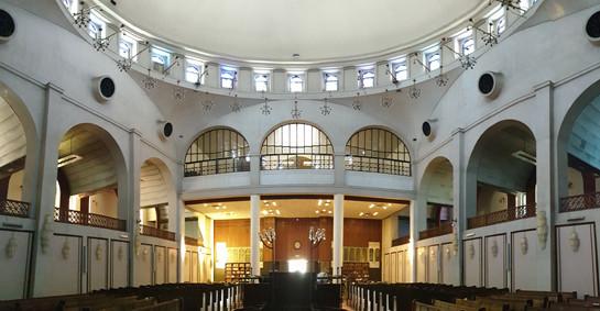 Great Synagogue Tel Aviv