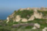 Israel Kreuzfahrerburg Apollonia-Arsur