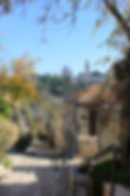 Jerusalem Mishkenot Shaananim Zionsberg Dormitio Kirche