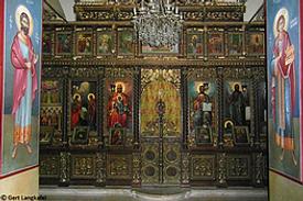 Palästina Jericho Kloster Qarantal