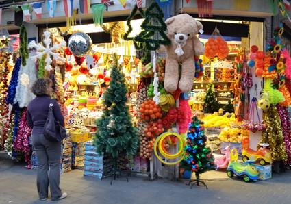 Alles im Überfluß im Florentinviertel