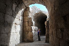 Israel Bet Guvrin Amphitheater
