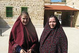Besuch Herzeliya Sidna Ali Moschee