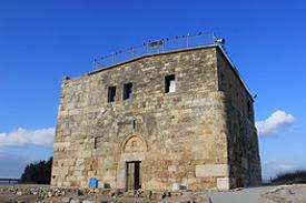 Israel Sepphoris Zitadelle