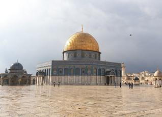 Felsendom und al-Aqsa-Moschee - von Innen!