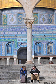 Reiseleitung in Israel: Jerusalem mit Tempelberg und Felsendom