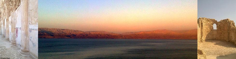 Israel Totes Meer Moab Massada Herodes Palast