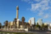 Israel Tel Aviv Hassan Beck Moschee