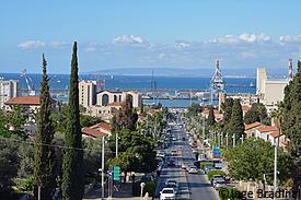 Israel Haifa deutsche Templerkolonie