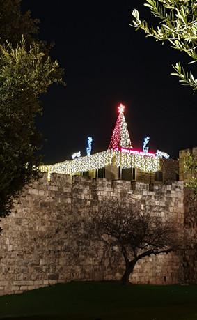 Christian Quarter Old City Jerusalem