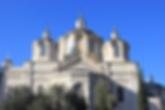 Jerusalem russische Dreieinigkeits Kirche russisches Viertel