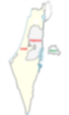 Israel Karte Größenvergleich Israel Berlin