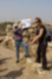 Reiseleiter Israel Lisa Yehuda