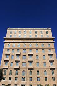 Jerusalem Hotel King David