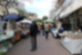 Israel Tel Aviv Nahalat  Benjamin Bezalelmarkt