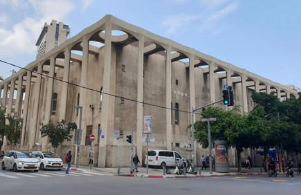 Die große Synagoge Tel Avivs nach der Modernisierung