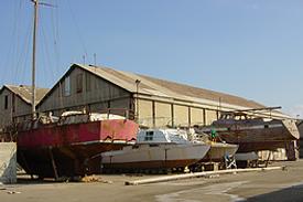 Israel Tel Aviv Jaffo Hafen