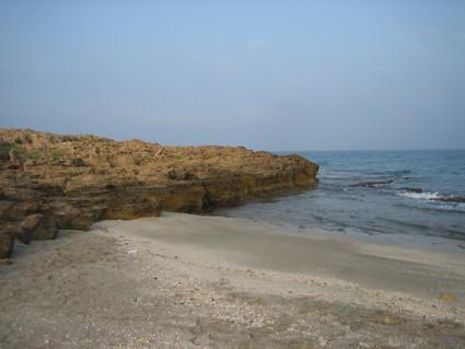 Der Strand von Dor-Habonim