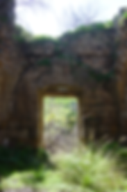 Israel Banias Ruinen Kreuzfahrerstadt