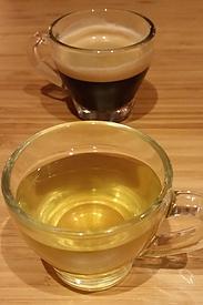 Israel Kaffee und Tee