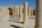 Israel Negev Wüste Awdat byzantinische Kirche