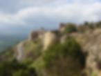 Israel Ayyubiden Burg Nimrod Ausblick Hulatal