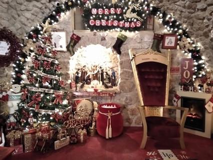 Santas House Jerusalem