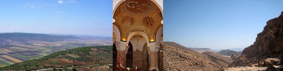 Israel Bet Netofa Tal Jerusalem Dormitiokirche Mariengrab Eilat Berge