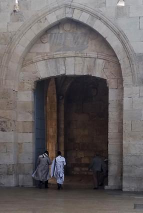 Jerusalem, Jaffator