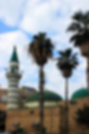 Israel Akko al Seituna Moschee