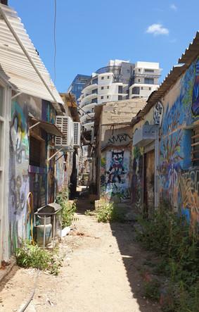 Pepo Alley Florentin in Tel Aviv
