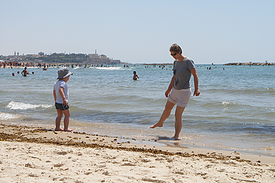 Israel Tel Aviv Strand