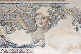Israel Sepphoris Mona Lisa von Galiläa