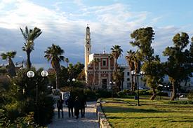 Israel Tel Aviv Jaffo Peterskirche