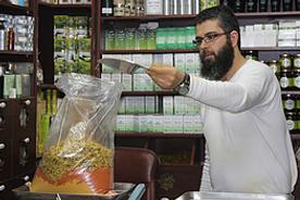 Jerusalem Gewürzladen Sea of Herbs