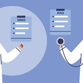 HMO vs. PPO vs. EPO