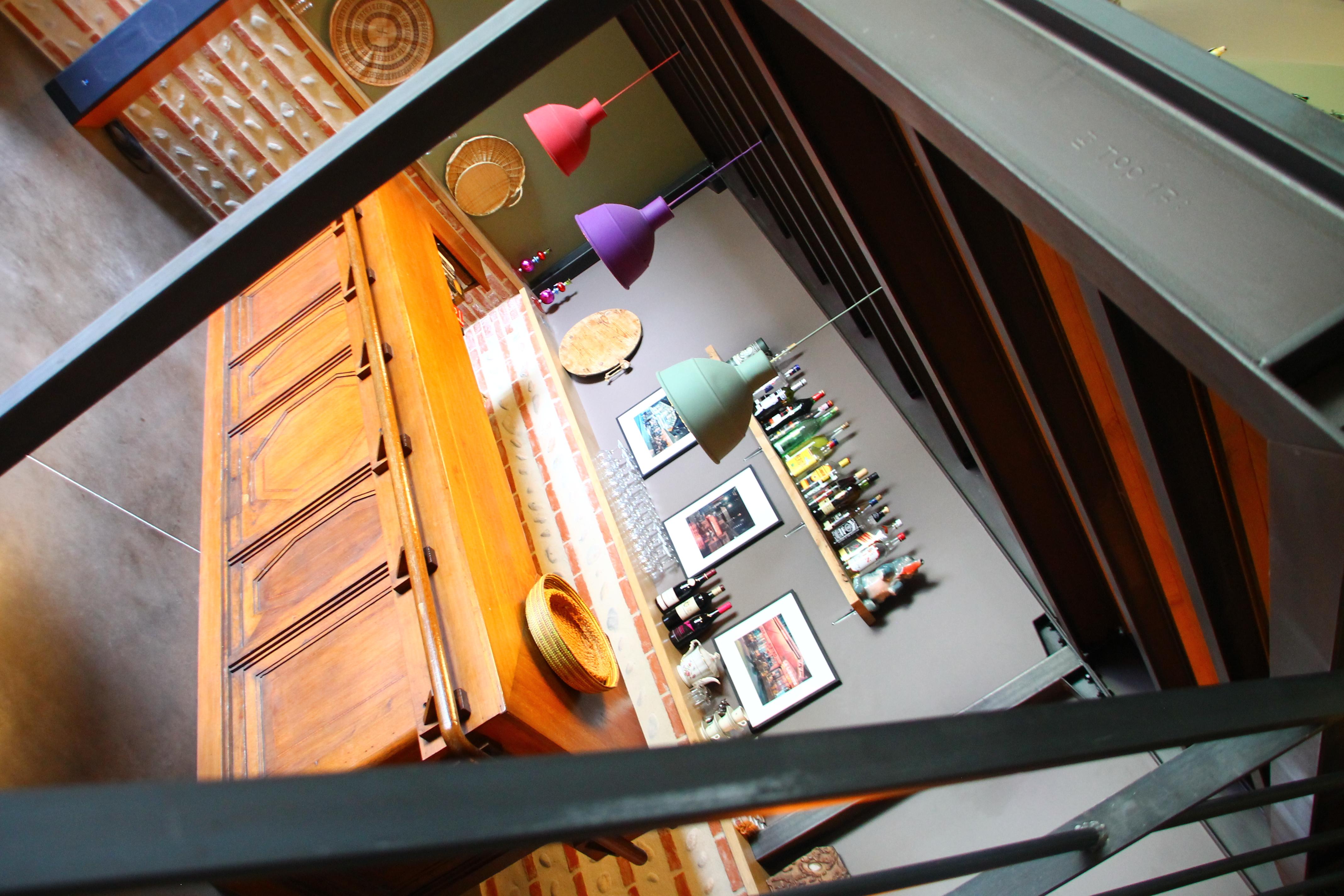 Partie Bar - Sous Mezzanine