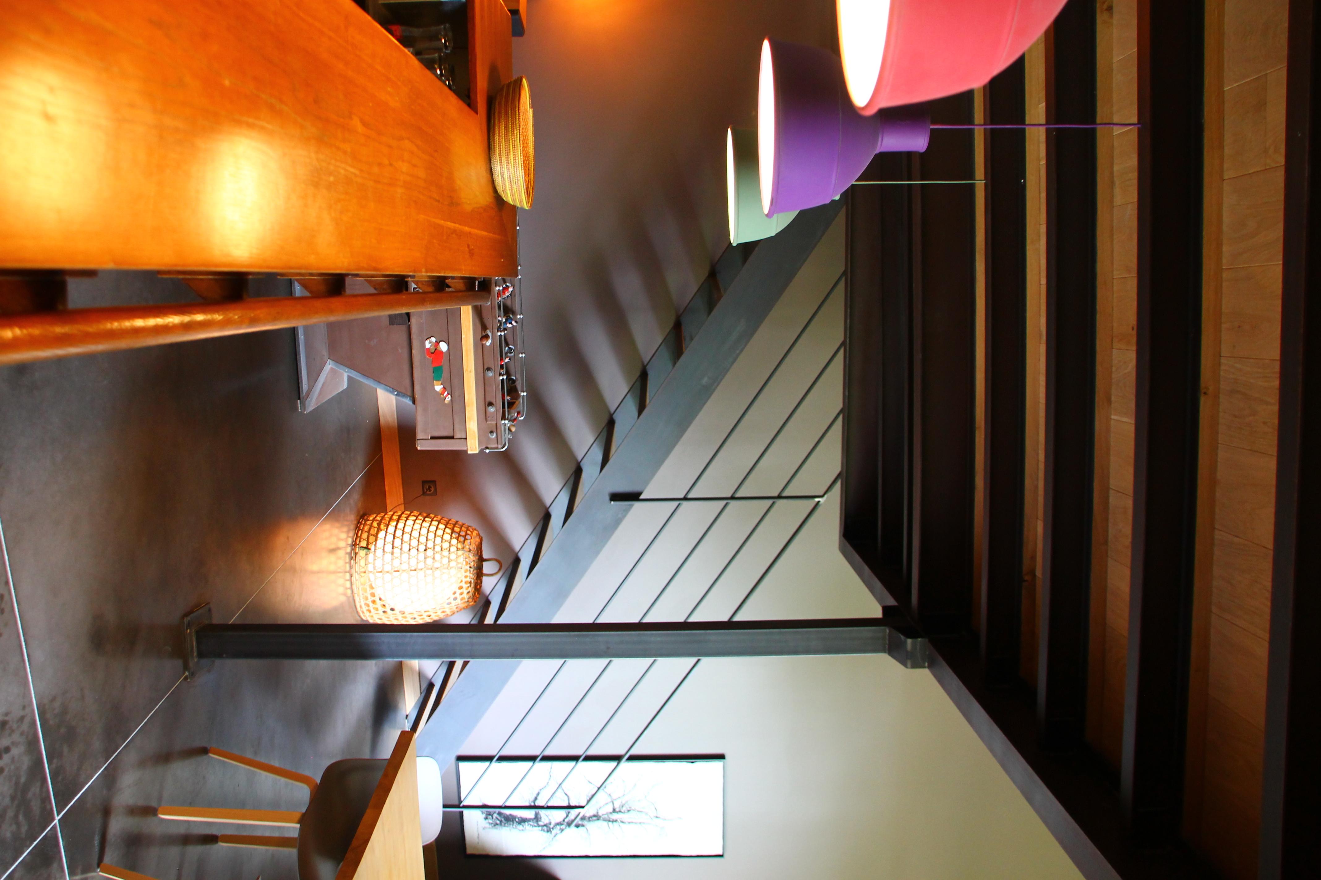 Bar / Escalier