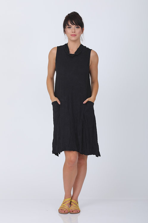Kellyanne Tunic -C93612- Solid
