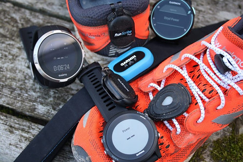 Fundamentals of Running with a Power Meter